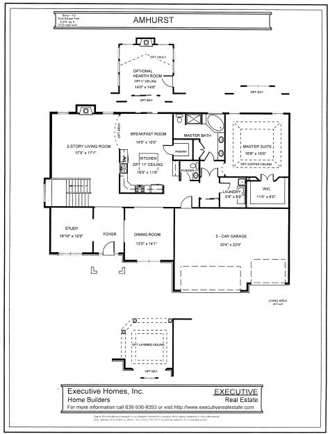 First Story Floor Plans Good Ideas