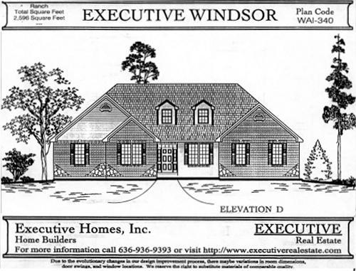 executive homes inc