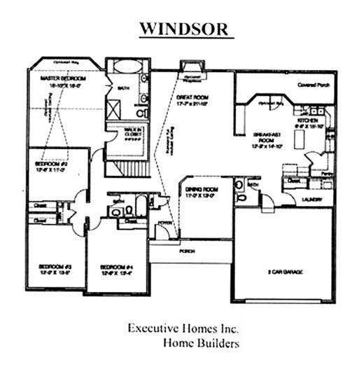 Ranch Floorplans on finished floor elevation, basement plan, renovation plan, finished electrical plan, bathrooms plan,